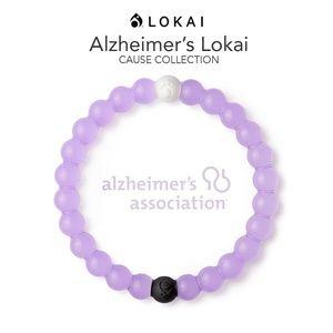 """Lokai Bracelet """"Alzheimer's Cause"""" 💜"""